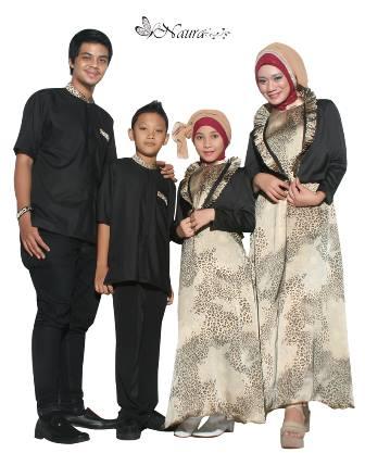 inspirasi Naura Fikri Gamis Modern Untuk Pesta