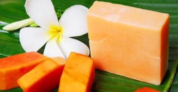 Kulit Putih dan Sehat Alami Dengan Sabun Pepaya