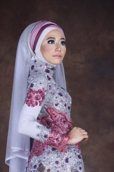 Baju Pesta Muslim Hijabers