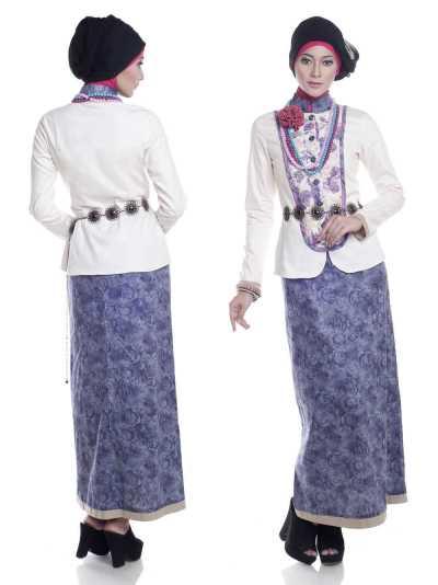 Gaun Pesta Muslim Anak Perempuan