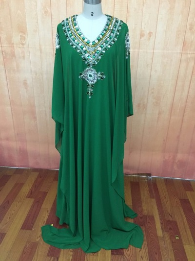Gaun Pesta Muslim Dewasa