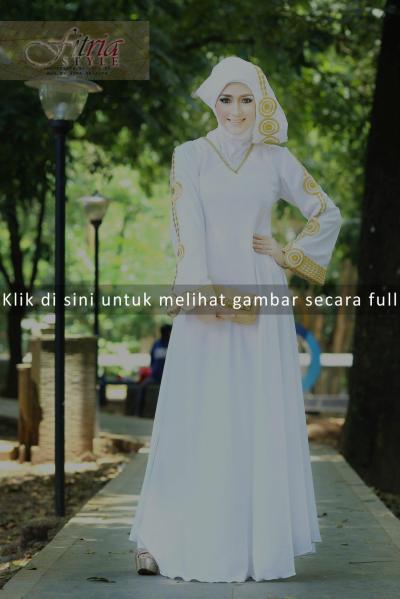 Gaun Pesta Muslim Itang Yunas