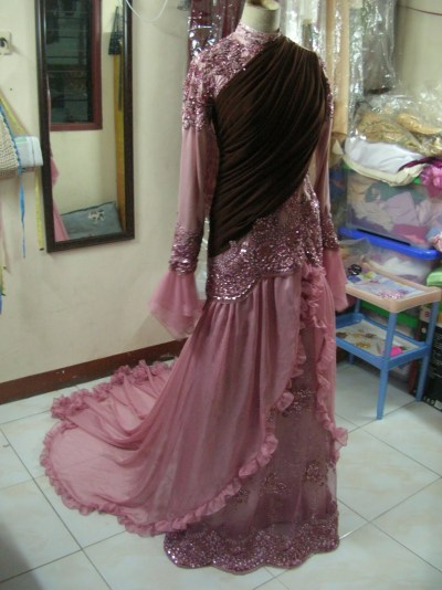Gaun Pesta Muslim Ivan Gunawan