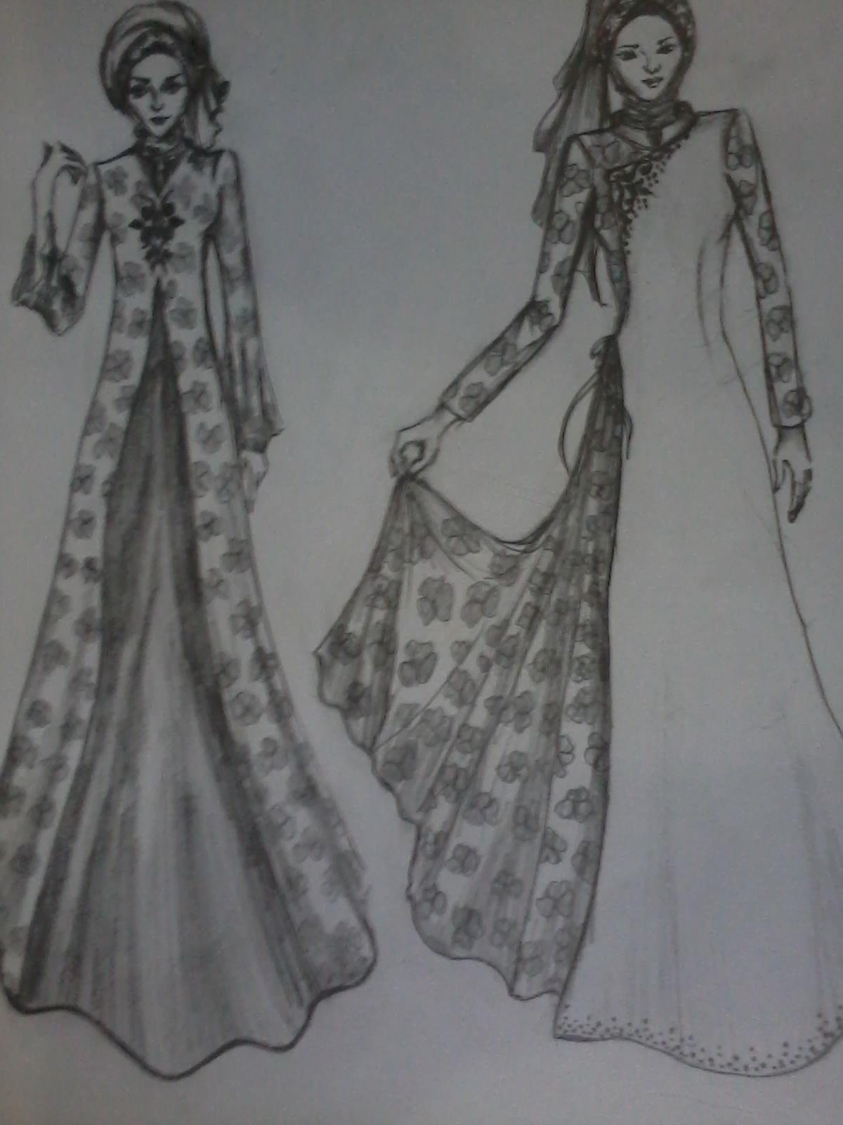 Desain Baju Muslim Modern Galeri Mukena Terbaru