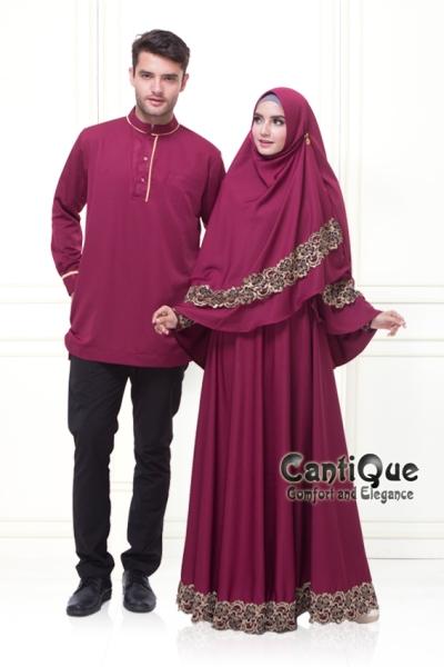busana-muslim-wanita-terbaru-2017-gambar-model-baju-gamis-modern-syari